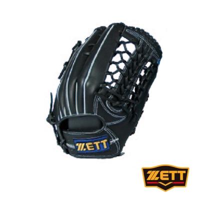 ZETT 8900系列棒壘手套 野手通用 BPGT-8937