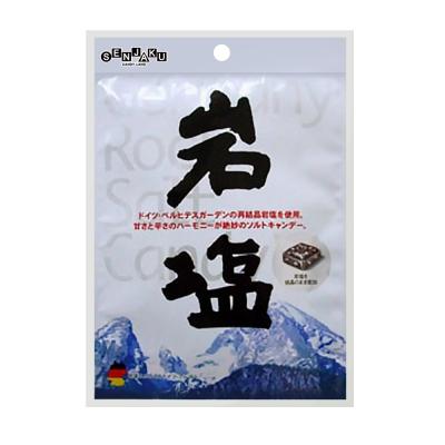SENJAKU扇雀飴 岩鹽糖(60g)