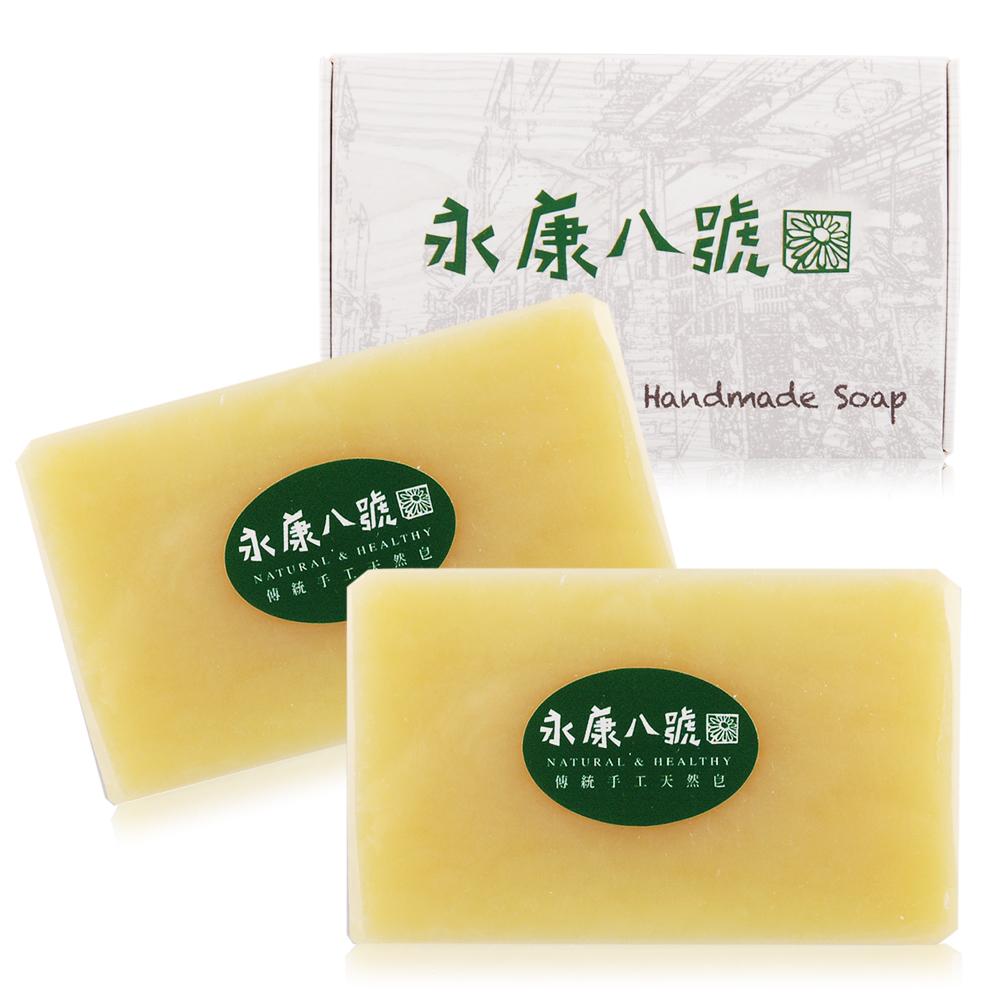 永康八號  玫瑰天竺葵手工皂(110g)X2入