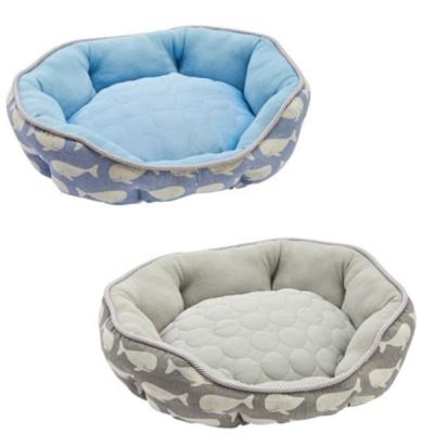 Marukan 貓狗避暑 舒適涼感睡床 S號