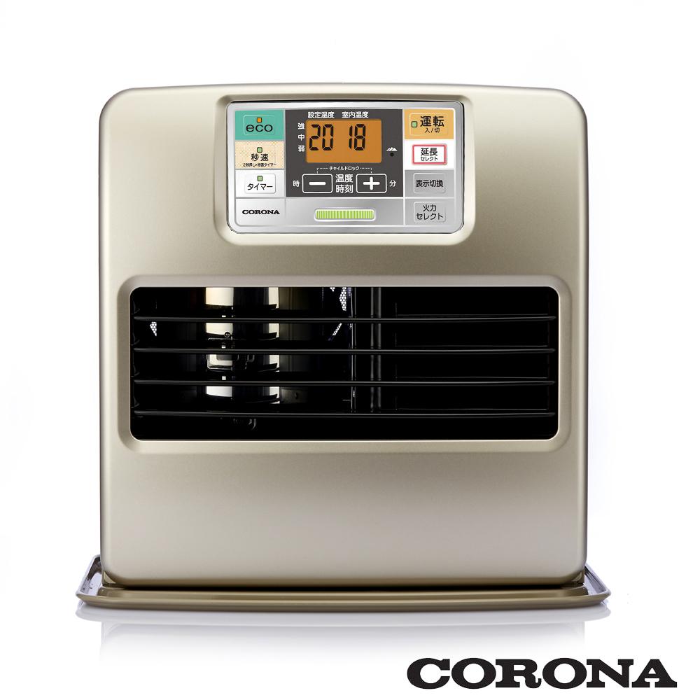 福利品-日本CORONA自動溫控煤油暖氣機FH-TS363BY【公司貨】