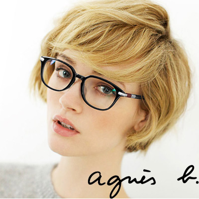 agnes b. 光學眼鏡均一價$2380