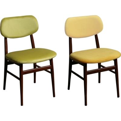 YOI傢俱 蓋威克餐椅(休閒椅) 46x48x77cm