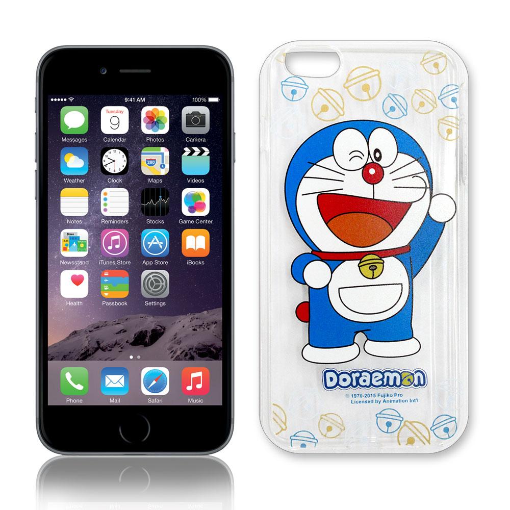 哆啦A夢正版 iphone 6 plus / 6s plus 歡樂彩繪手機殼