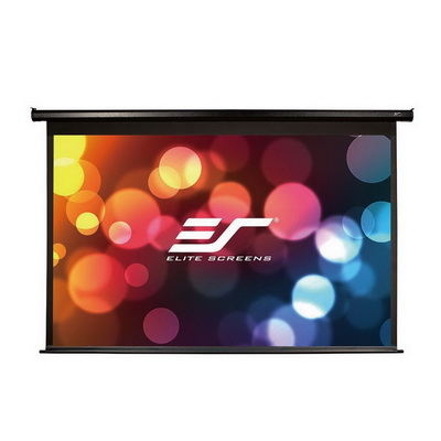 Elite Screens 億立銀幕120吋16:9 暢銷型電動布幕PVMAX120UWH2-E24