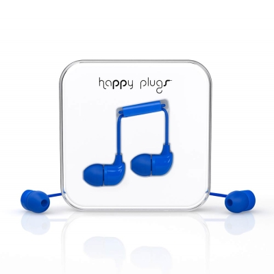 Happy Plugs 音符入耳式耳機 -青瓷藍/薄荷綠