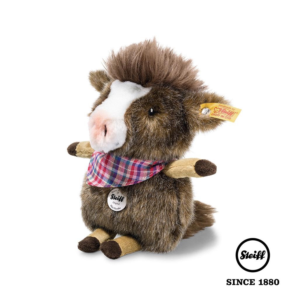 STEIFF德國金耳釦泰迪熊 - 迷你馬Mini Horsilee Horse(動物王國)