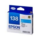EPSON NO.138 高印量L 藍色墨水匣(T138250)
