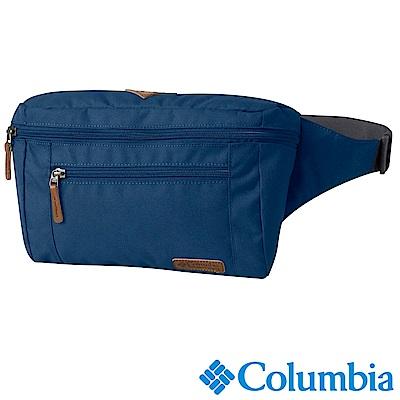 Columbia 哥倫比亞 -男女-復古腰包-深藍 (UUU12240NY)