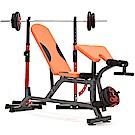 【SAN SPORTS】多角度調整型舉重椅+二頭肌板