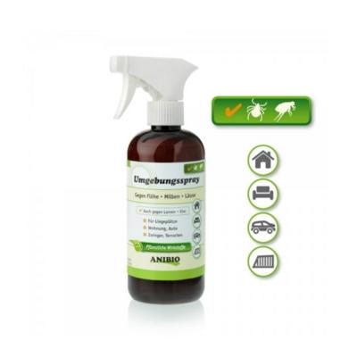 德國家醫ANIBIO Umgebungsspray 環境驅蟲魔力噴霧 500ml/瓶