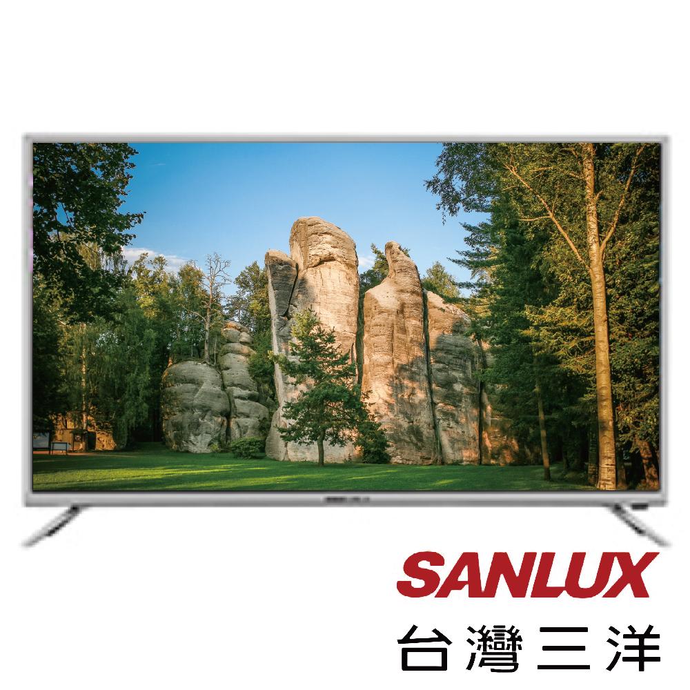 SANLUX三洋 43型 LED背光液晶電視+視訊盒 SMT-K43LE5