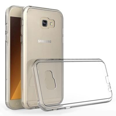 QinD SAMSUNG Galaxy A7(2017) 雙料保護套
