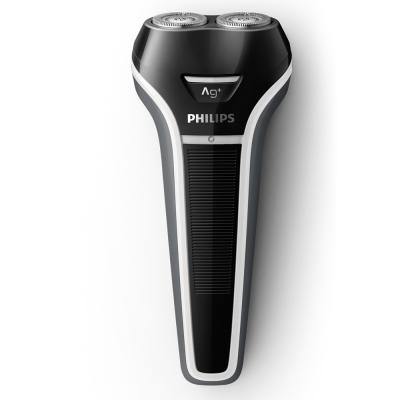 飛利浦銀離子抗菌水洗雙刀頭電鬍刀-S111-快速到貨