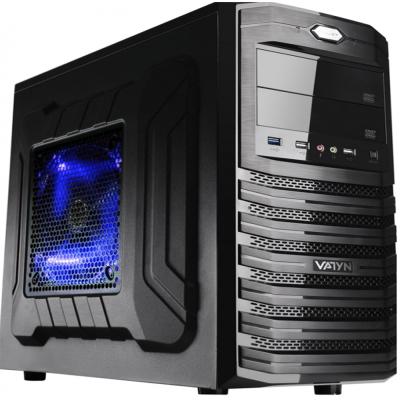 【微星Z370平台】Intel I3-8100四核 {龍傳人}GTX1050電競機