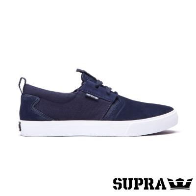 SUPRA Flow 系列男鞋-海軍藍