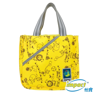 IMPACT 怡寶開心馬戲團保溫午餐提袋-黃IM00N01YL