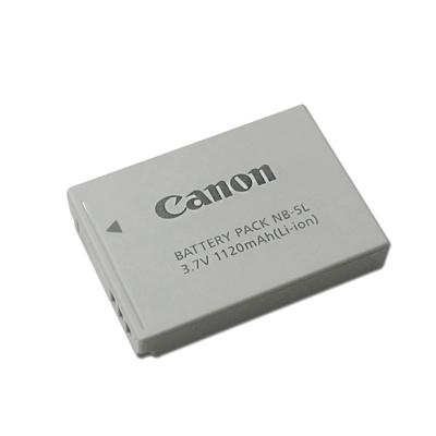 Canon NB-5L / NB5L 適用相機電池 (全新密封包裝)