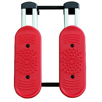 【 X-BIKE 晨昌】美體滑步機 台灣精品 S101 -紅色