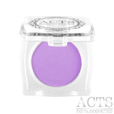 ACTS維詩彩妝 霧面純色眼影 優雅粉紫5302