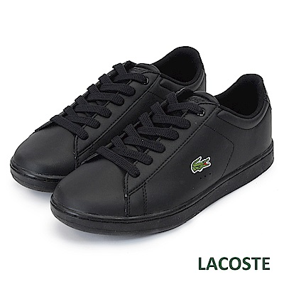 LACOSTE 女用休閒鞋-黑