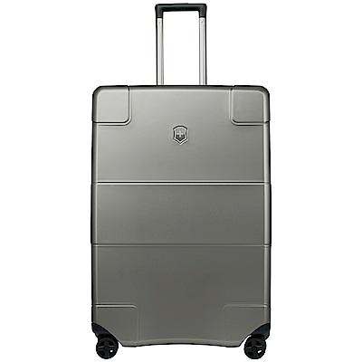 VICTORINOX 瑞士維氏LEXICON硬殼29吋行李箱-鈦金屬