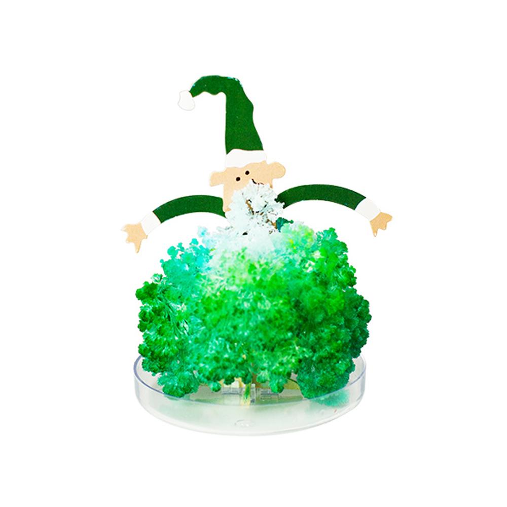 賽先生科學 魔法聖誕精靈-綠