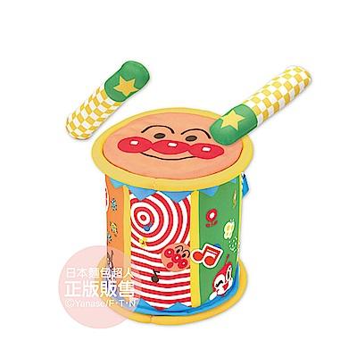 麵包超人-布製旋律小鼓(8m+)