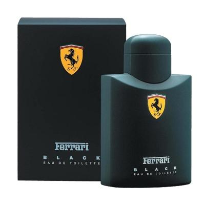 Ferrari Black 黑色法拉利男性淡香水 125ml