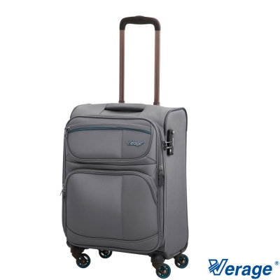 Verage維麗杰19吋輕量典藏系列旅行箱灰