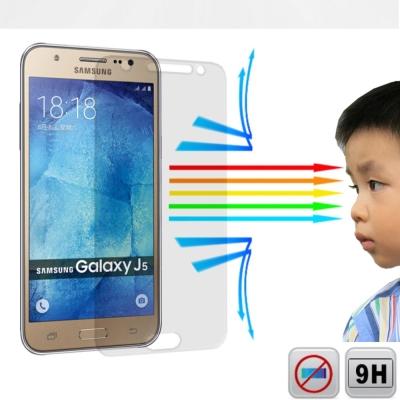 Ezstick 抗藍光 Samsung Galaxy J5 防藍光鏡面鋼化玻璃膜