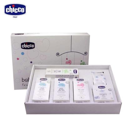 chicco-寶貝嬰兒豪華香氛保養禮盒