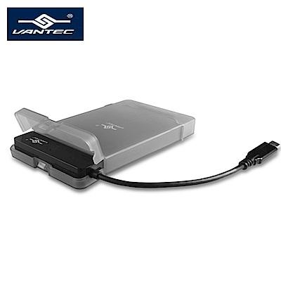 凡達克 2.5吋USB3.1硬碟外接盒/快拆/易接/ Type -C