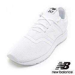 New Balance 247復古鞋 MRL247DD中性白色