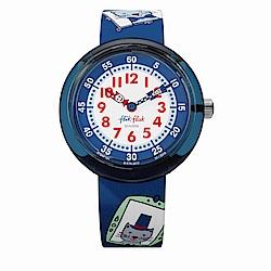 FlikFlak 兒童錶 FRAMOUS PETS 寵物樂園手錶