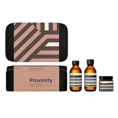 Aesop 神秘心靈系列禮盒 Proximity親近 (潔面露+平衡調理液+滋潤面霜)