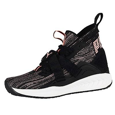 PUMA-IGNITEevoKNIT2Wns女慢跑鞋-黑色