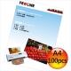 FReLINE_A4護貝膠膜FF-A4100 product thumbnail 1