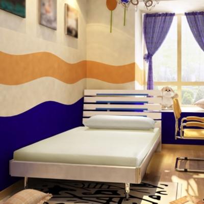 乳膠-記憶兩用床墊-單人3尺-雙膠二重奏7-62cm厚-KunBa-KunBa