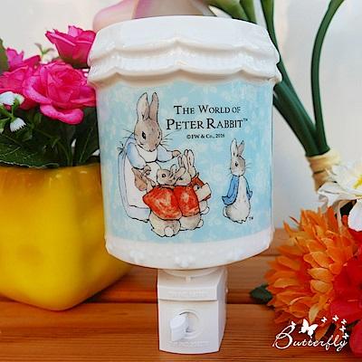 比得兔Peter Rabbit彼得兔半圓精油燈-兔媽媽