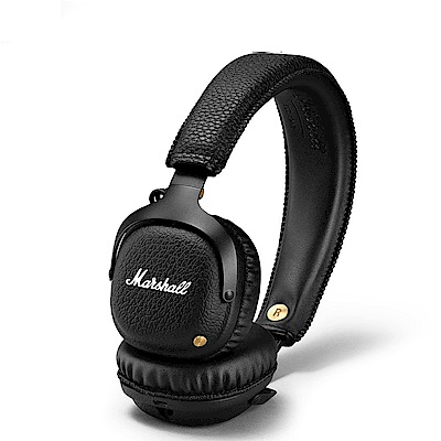 【Marshall買一送一】MID Bluetooth無線藍牙耳罩式麥克風耳機