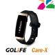 GOLiFE Care-X  smart band 智慧悠遊手環-玫瑰金黑色  -快速到貨 product thumbnail 1