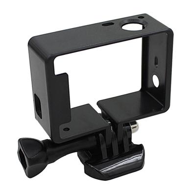 GoPro 副廠 HERO 3 3+ 保護框 可拆外框固定架 邊框(附活動基座)