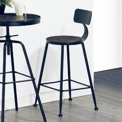 AS-拉菲爾德高腳椅-30x30x91cm