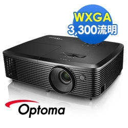 Optoma EC330W WXGA HD多功能投影機