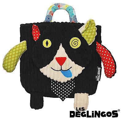 Les Deglingos 立體玩偶背包(兒童背包)-貓咪 (CHARLOS)