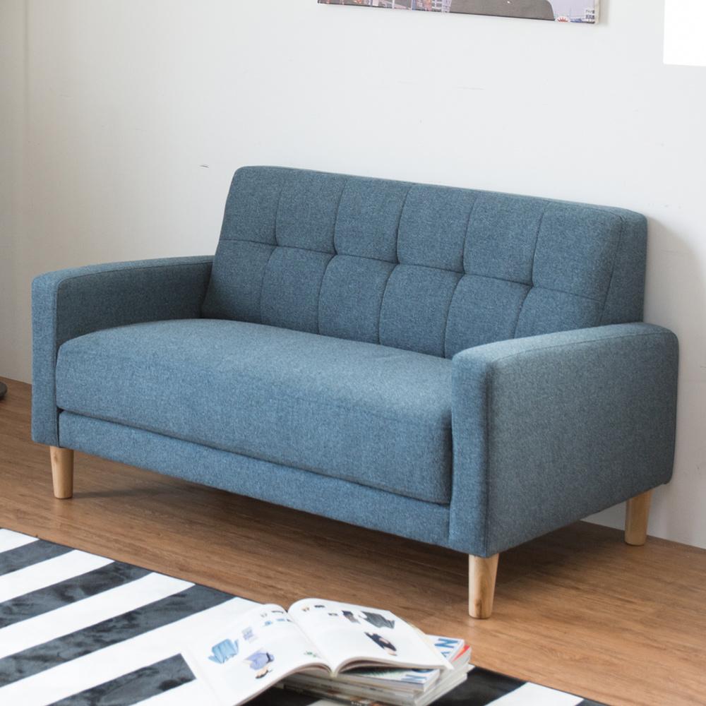 Home Feeling 雙人沙發/和室椅(4色)-122x72x69cm