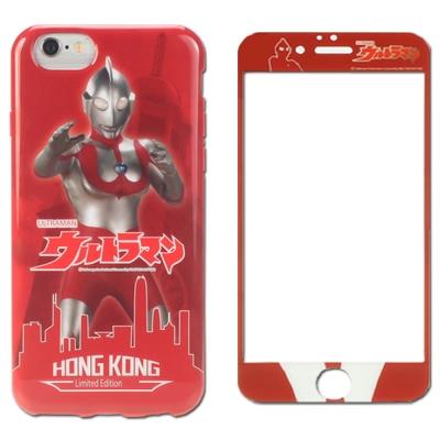 asbvc鹹蛋超人iPhone6S Plus(5.5)手機殼組合
