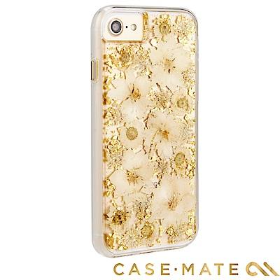 美國 Case-Mate iPhone 8 Petals 璀璨真實花朵防摔手機殼...