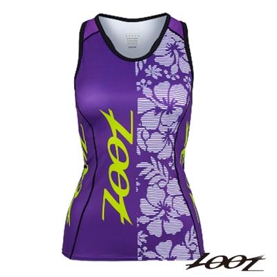ZOOT 頂級特仕限量(兩截式)鐵人服(紫蘿蘭)(女)Z1506017+18